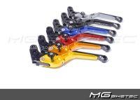MG-Biketec Bremsshebel verstellbar klapp...