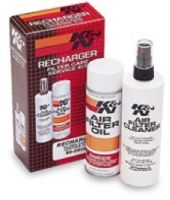 Reinigungsset für K&N Filter (Reiniger u...