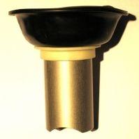Vergasermembrane mit Schieber