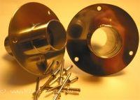 Auspuffänderung für Seriendämpfer 38 mm