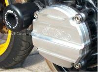 Motordeckel gefräst links (Rotorabdeckun...